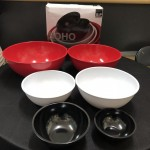 S&P Soho Melamine Mixing Bowls (Set of 6)
