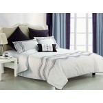 ADELE QUILT COVER SET  QUEEN SIZE